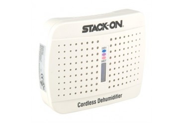 Stack-On-Wireless Rechargeable Dehumidifier - Wireless Rechargeable Silica Gel Dehumidifier