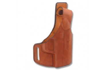 Bianchi Model 75 Venom Belt Slide Holster - S&W M&P .45 - Tan - Right Hand