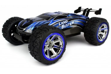 Velocity Toys Land Buster RC Truggy Size 1 12 (Colors May Vary)