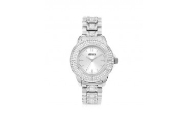 Tokyo Crystal 38 Stainless Steel Women's Watch