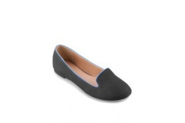 EZRA BASICS by ZALORA Basic Slip On Loafer With Contrasting Piping