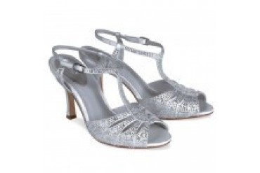 Pink by Paradox London Shoes - Style Glow-Silver