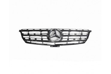 Revozport Carbon Front Grill Style 2 Mercedes-Benz ML-Class 12-13
