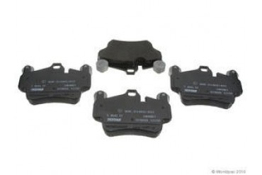 2007-2011 Porsche 911 Brake Pad Set Textar Porsche Brake Pad Set W0133-1825348 07 08 09 10 11