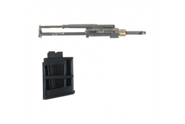Ar-15 .22 Lr Conversion Kits - Bravo Ss Arc Kit W/ 10 Round Evo Mag