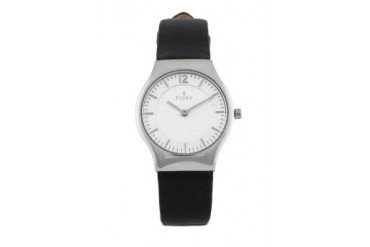 Fjord Edla FJ-6005-02 Leather Strap Watch