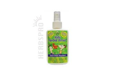 Phineas and Ferb Kids Herbal Armor Insect Repellent Spray 4 oz