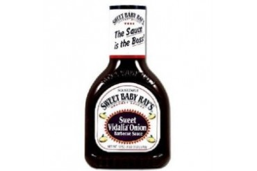 Sweet Baby Ray s Sweet Vidalia Onion Barbecue Sauce 18 oz Bottle
