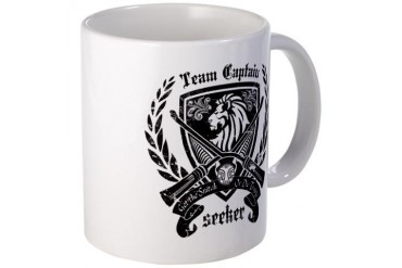 Seeker - Get the Snitch Gothic Mug by CafePress