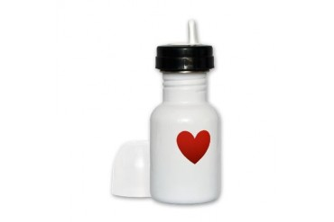 I Love Golf Sports Sippy Cup by CafePress