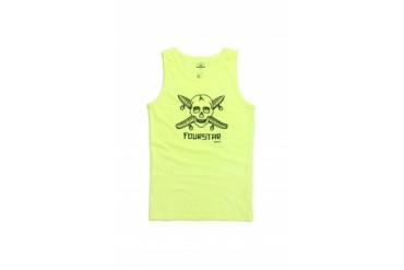 Mens Fourstar Tank Tops - Fourstar Dressen Pirate Tank Top