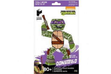 TMNT Donatello Paper Punk Action Figure