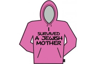 I Survived A Jewish Mother Hoodie