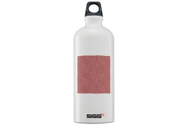 Valentine Houndstooth Holiday Sigg Water Bottle 1.0L by CafePress