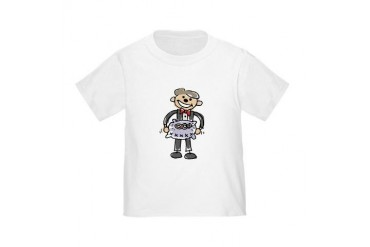 Cartoon Ring Bearer Toddler T-Shirt