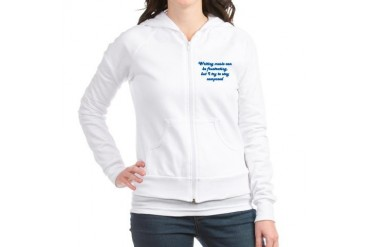 Composed Funny Jr. Hoodie by CafePress