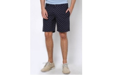 Native Youth BOAT PRINT SHORTS