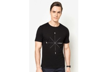 EZRA by ZALORA Go With Your Gut Tee