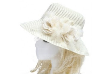 Amazing Imported Paper/Rattan Straw Hats (042052531)