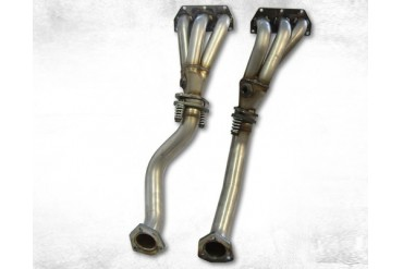 Milltek Manifolds with High Flow Cats Volkswagen Golf R32 06-08