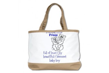 Precious little prince Love Shoulder Bag by CafePress