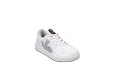 PLAYBOY BUNNY Sport Shoes White And Grey With Playboy Logo