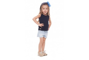Infant Toddler Girl Sleeveless Shirt Summer Cotton Tank Top 1-3Y