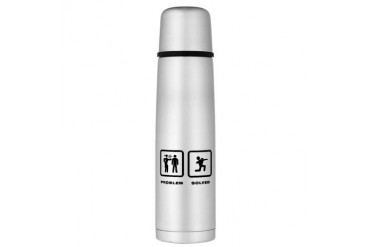 Airsofting Large Thermos Bottle Funny Large Thermosreg; Bottle by CafePress