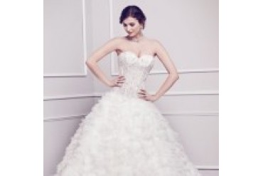 Kenneth Winston Wedding Dresses - Style 1574