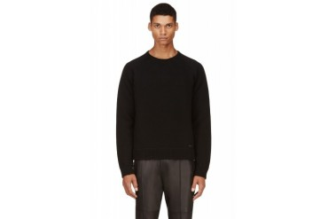 Dsquared2 Black Knit Sweater