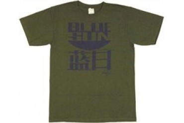 Firefly Serenity Blue Sun Olive T-Shirt