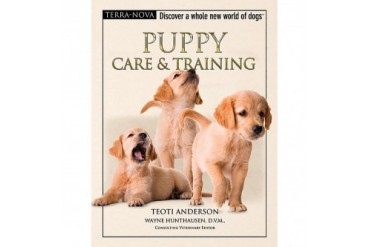 Puppy Care and Training Book