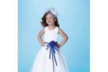 "Alfred Angelo ""In Stock"" Flower Girl Dress - Style 6653 * MIA*"