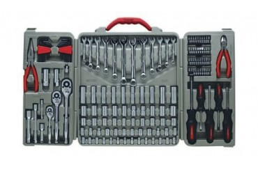 2 Pack Crescent 148 Piece Professional Tool Set With Case Kit Ctk148Mp