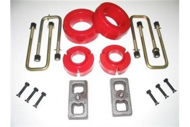 Daystar 2.5 Inch Suspension Lift Kit KT09124BK Complete Suspension Systems and Lift Kits
