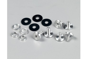 Stilo Peak Sun Visor Screw Kit for WRC DES Trophy Plus DES