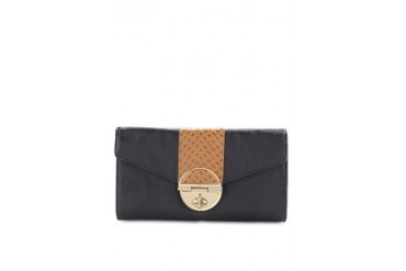HUER Lacy Flap Wallet