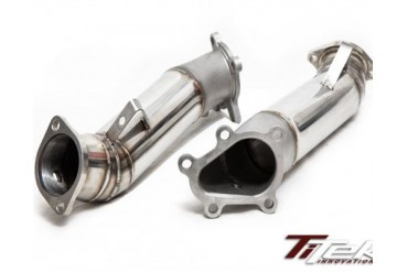 Titek Front Turbo Outlet Pipes Nissan R35 GTR 09-14