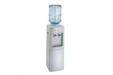 Homebasix Myl10S-W-2Hc-3L 2 Hot Cold Water Cooler Dispenser 15 Litre 2 Tap