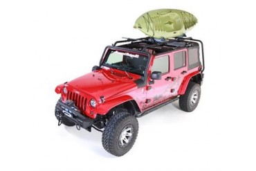 Rugged Ridge Sherpa Roof Rack System 11703.02 Roof Rack