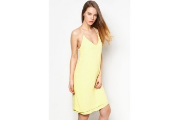 V-Neckline Dress