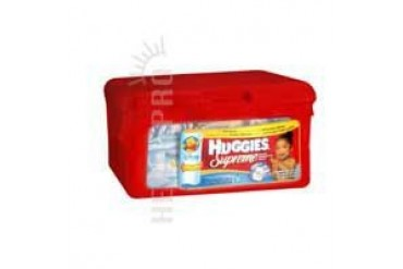 Huggies Supreme Thick-N-Clean Baby WipesFragrance Free 64 each