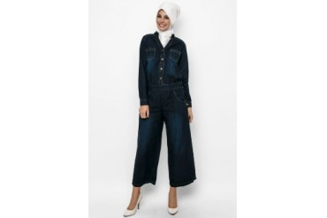 Cosmo Polite Jumpsuit Jeans