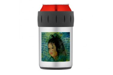 DSCF0024.JPG Thermos Can Cooler Art Thermosreg; Can Cooler by CafePress