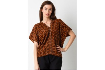 SABS Dena Top Brown
