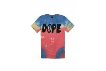 Mens Afends T-Shirts - Afends Dope T-Shirt