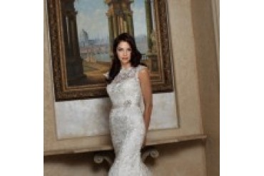 Davinci Quick Delivery Wedding Dresses - Style 50168