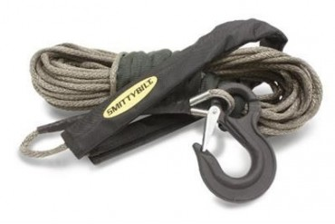 Smittybilt Hybrid Fusion Synthetic Winch Rope 87895 Winch Cable and Synthetic Rope