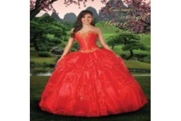 Disney Royal Ball - Style 41029 Mulan