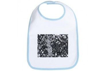 Crystalline Fantasy Bib by CafePress
